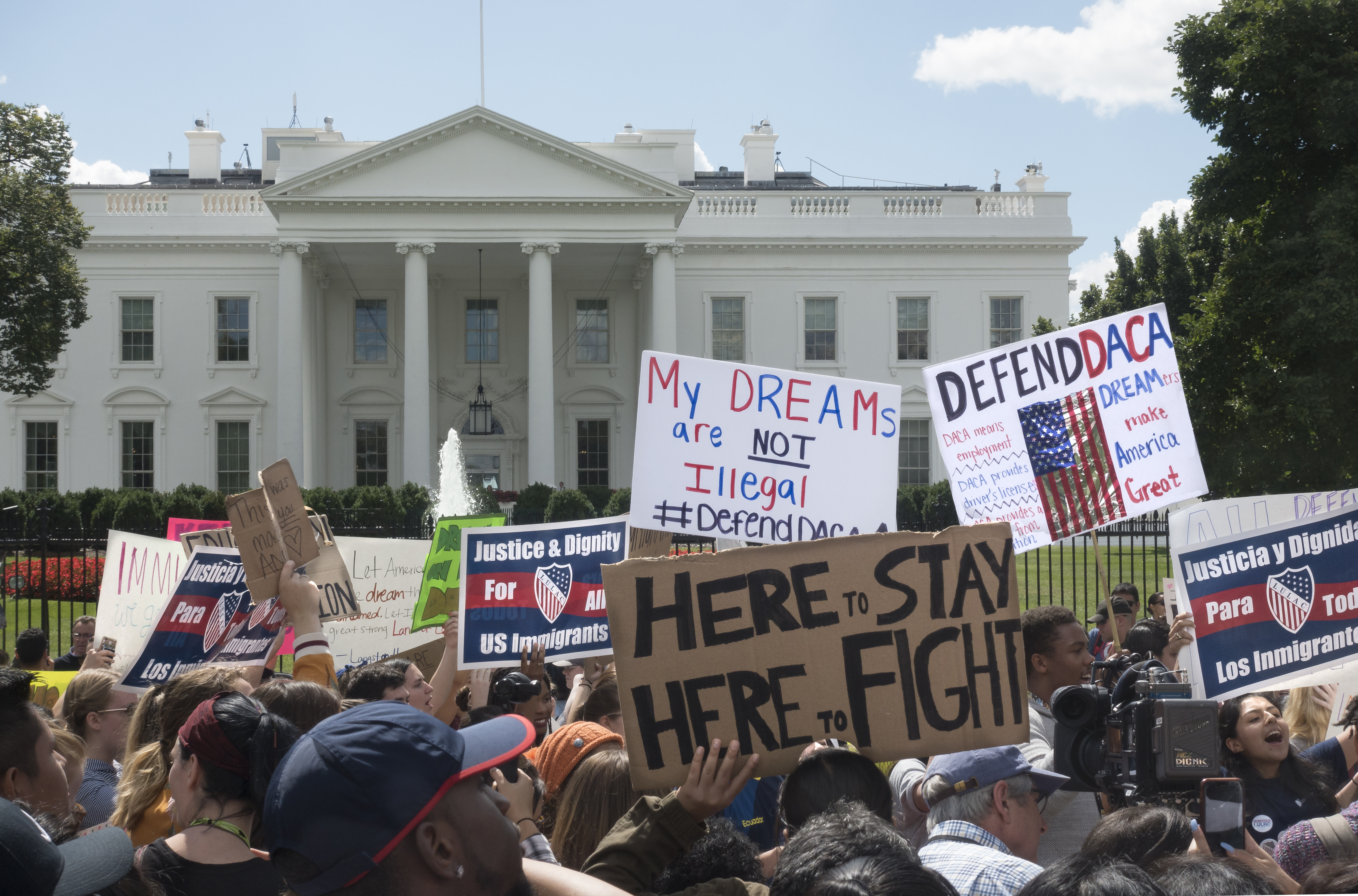 Supreme Court Rules for DREAMers