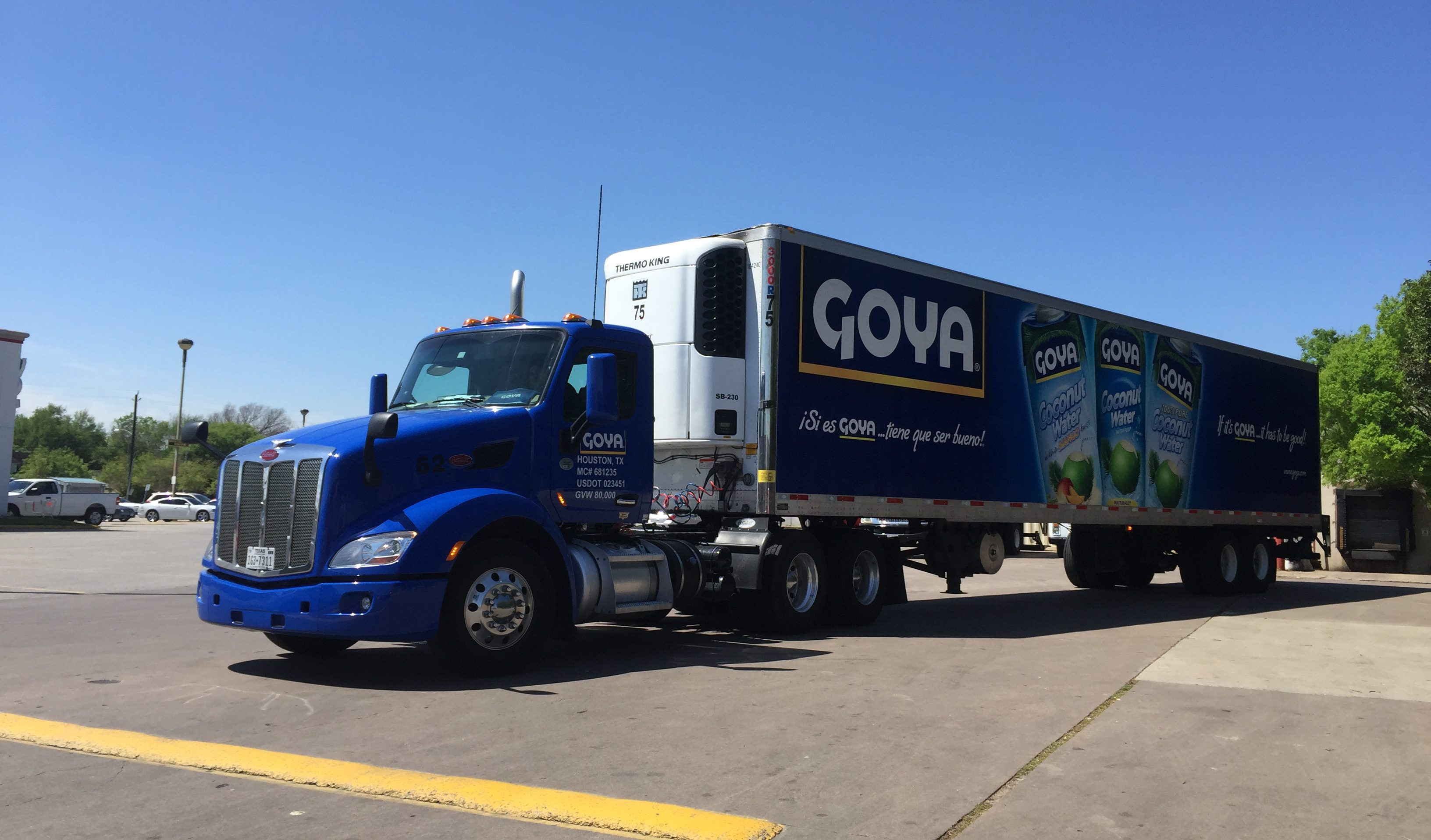 Calls for boycott of Goya Foods after CEO praises Trump during White House visit