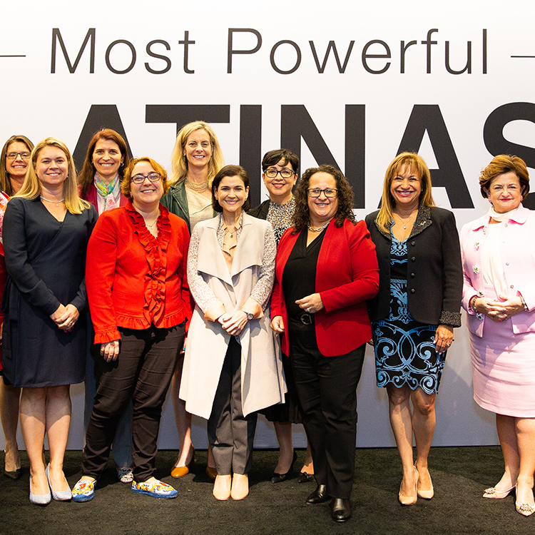 Last Day to nominate a powerful Latina to the ALPFA 2020 recognition