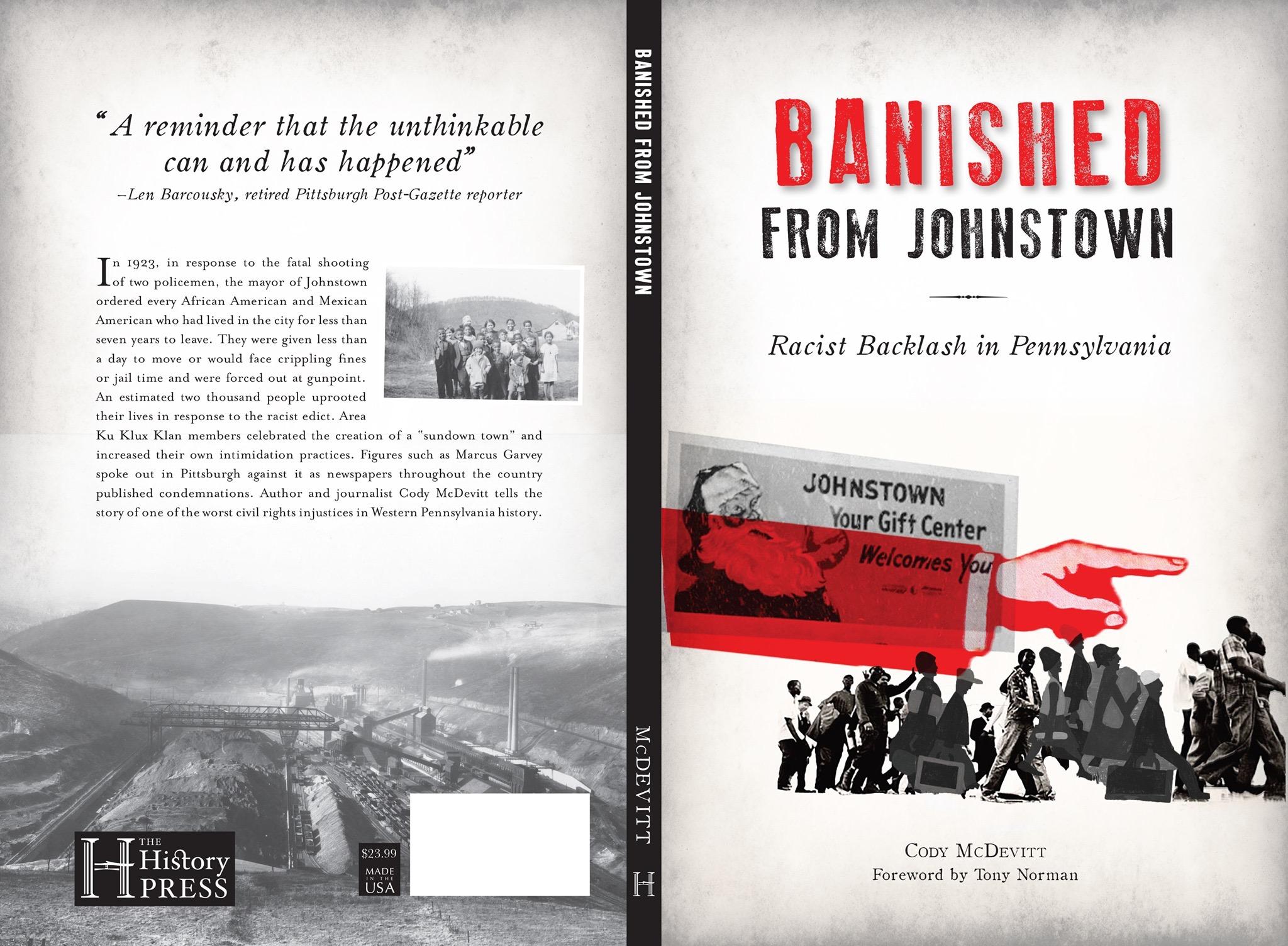 Libro recuenta tragedia racial de 1923 que afectó a afroamericanos y mexicanos en Johnstown