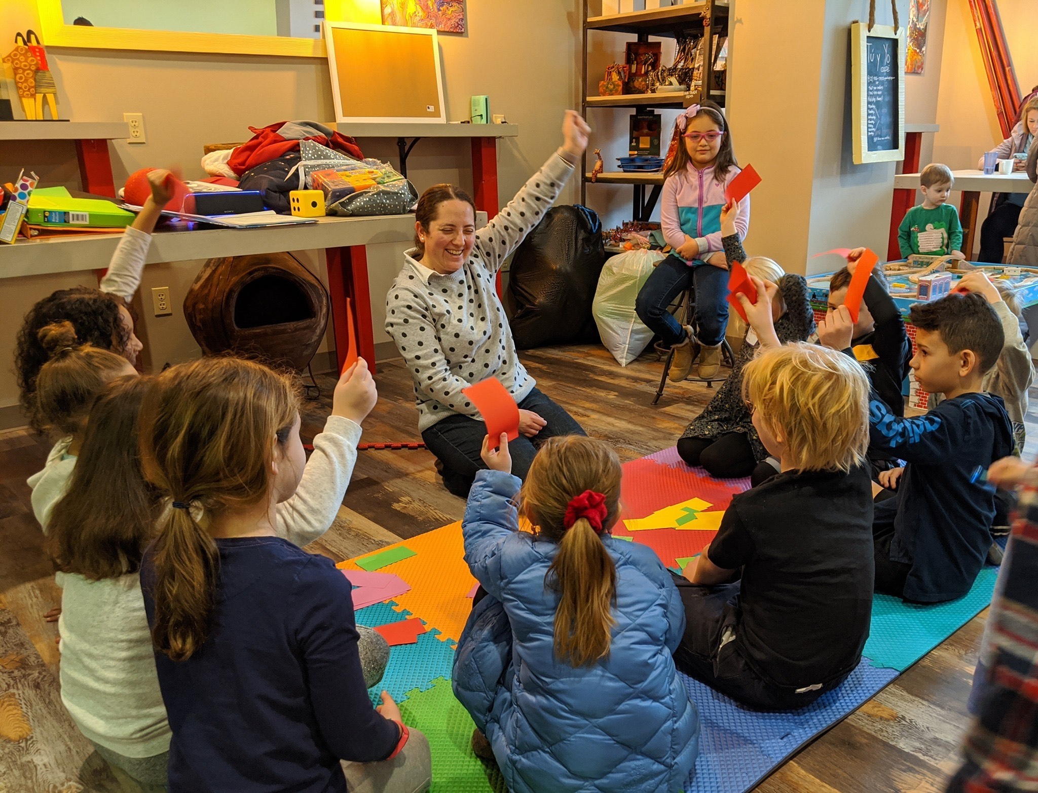 Spanish Storytime with Mrs. Bea: Connecting Local Kids to Hispanic Language and Cultures