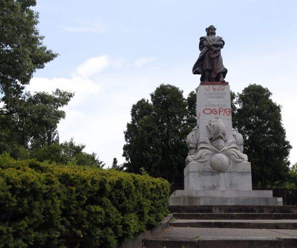 La Comisión de las Artes de Pittsburgh vota por unanimidad para retirar la estatua de Cristóbal Colón