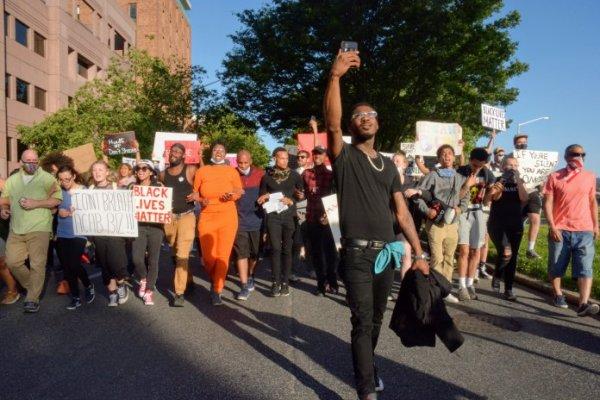 Repaso del 2020: protestas que arrasaron a Pensilvania