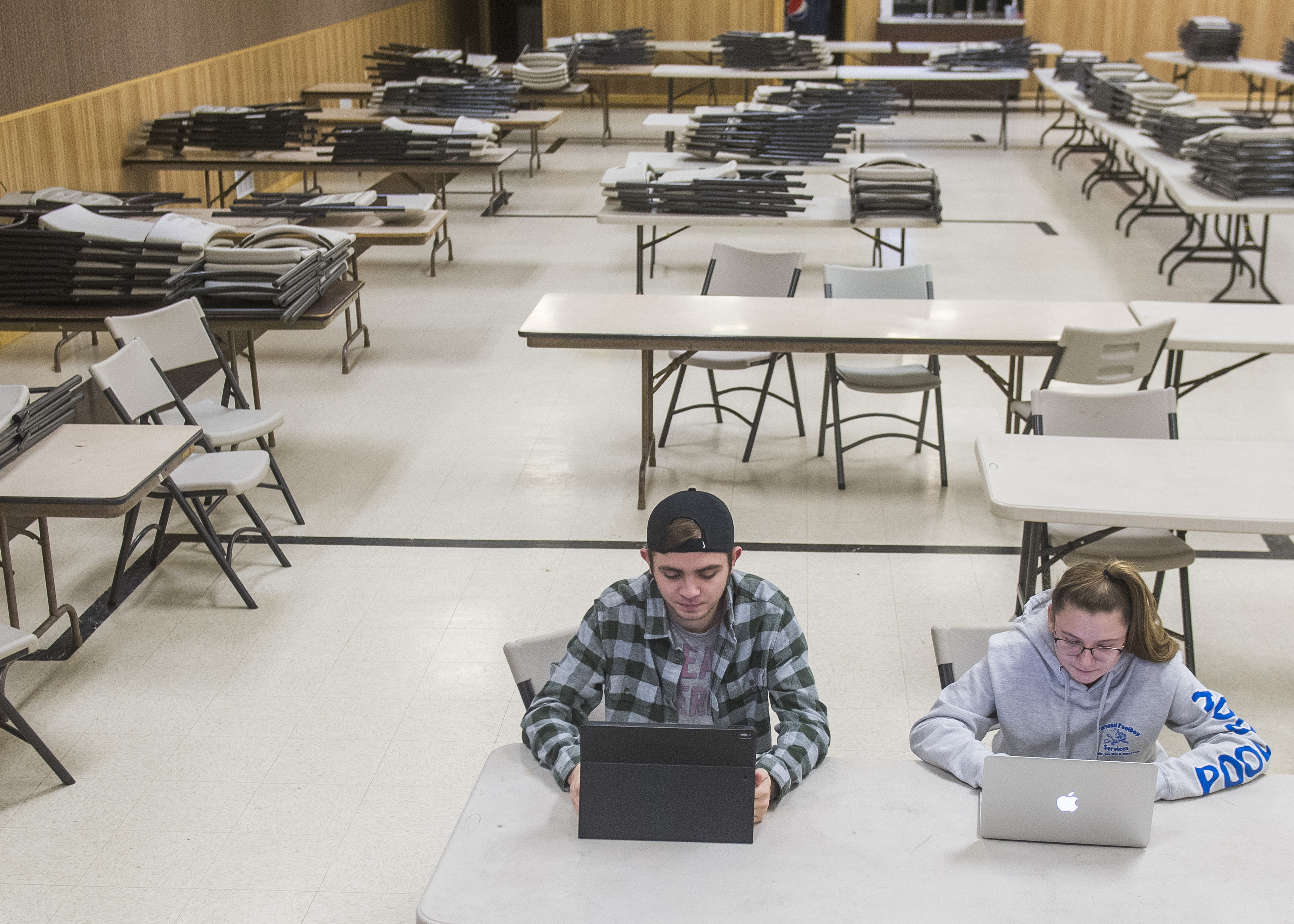 Endless buffering: Local schools try to solve students' internet access issues on their own