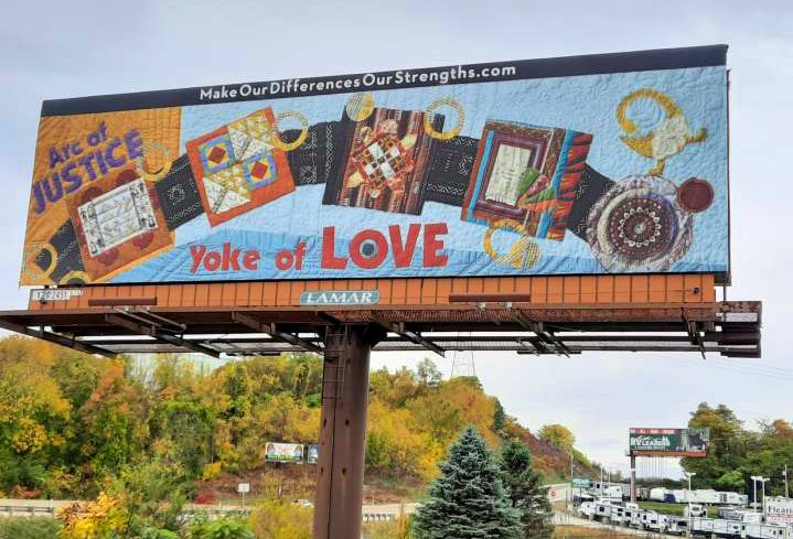 Make Our Differences Our Strengths: Billboard art campaign celebrates diversity in Westmoreland County