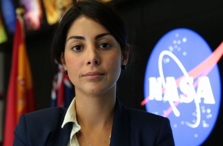 Latinas in STEM: The Story of NASA's Diana Trujillo