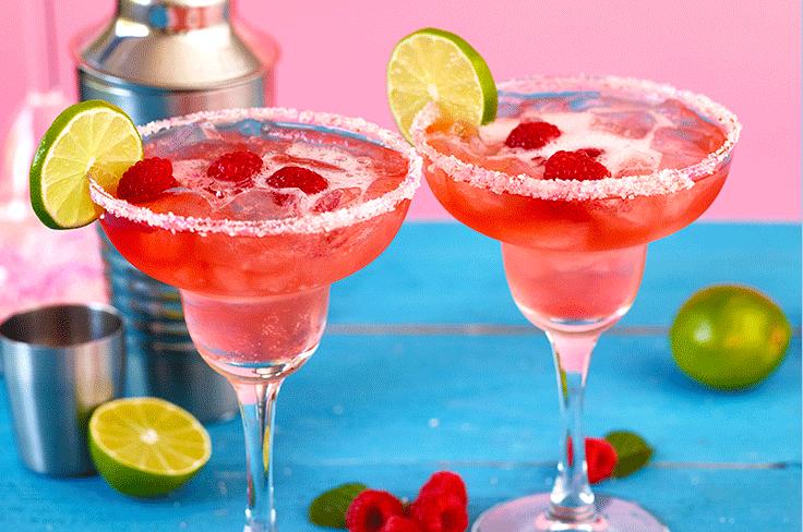 Vino Rosado o Cocteles de Color Rosa, La Mejor Manera de Decir 'Te Amo' este Día de San Valentín
