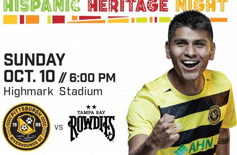 Hispanic Heritage Night Soccer Match at Highmark Stadium