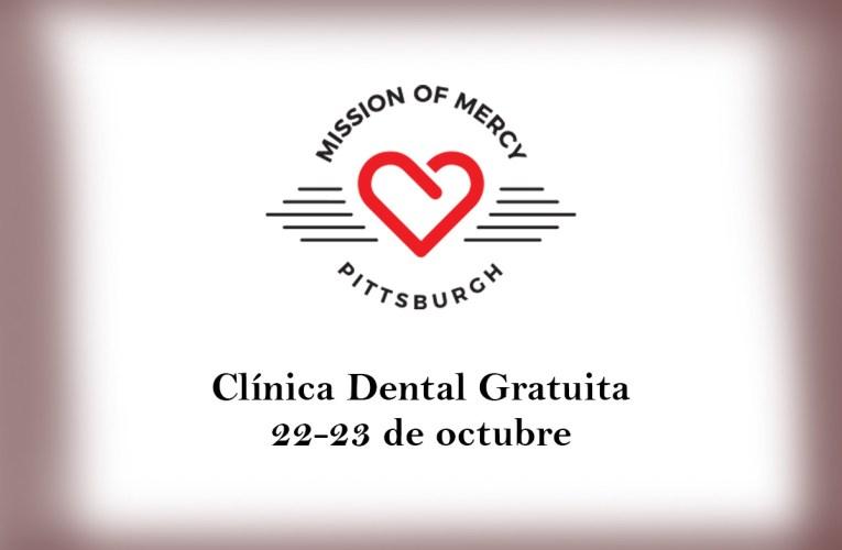 Clínica dental gratuita regresa al centro de convenciones